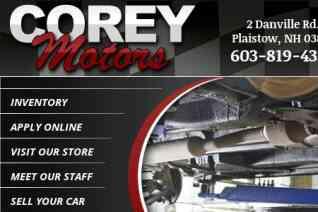 Corey Motors reviews and complaints
