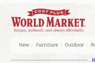 Cost Plus World Market reviews and complaints