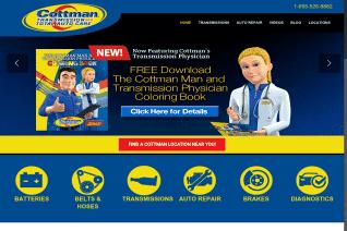 Cottman Transmission reviews and complaints