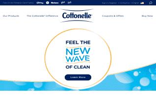 Cottonelle reviews and complaints