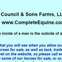 Council And Sons Farms