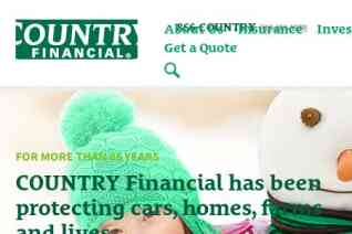 Country Financial reviews and complaints
