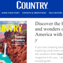 Country Magazine reviews and complaints