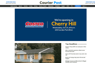 Courier Post reviews and complaints