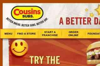 Cousins Subs reviews and complaints
