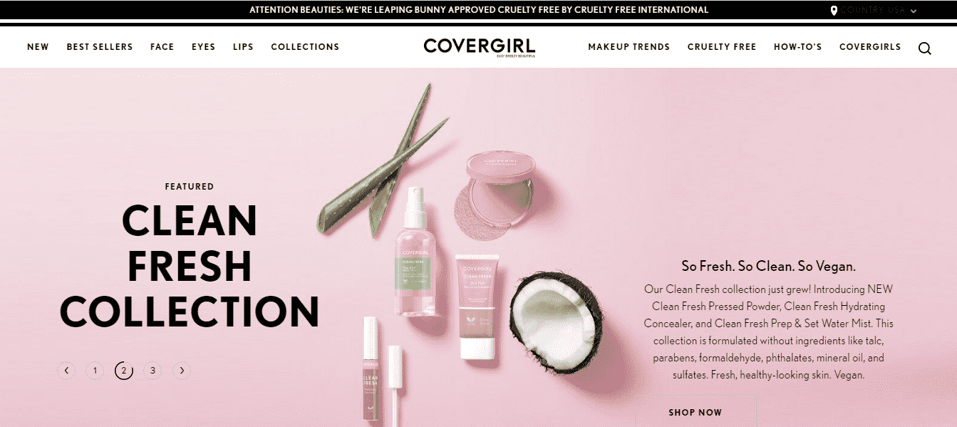 Covergirl reviews and complaints