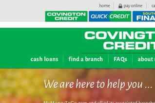 Covington Credit reviews and complaints