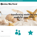 Cowboy Way Travel reviews and complaints