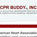 Cpr Buddy Inc