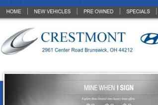 Crestmont Hyundai reviews and complaints