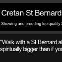 Cretan St Bernards reviews and complaints