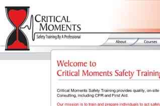 Critical Moments Safety Training reviews and complaints
