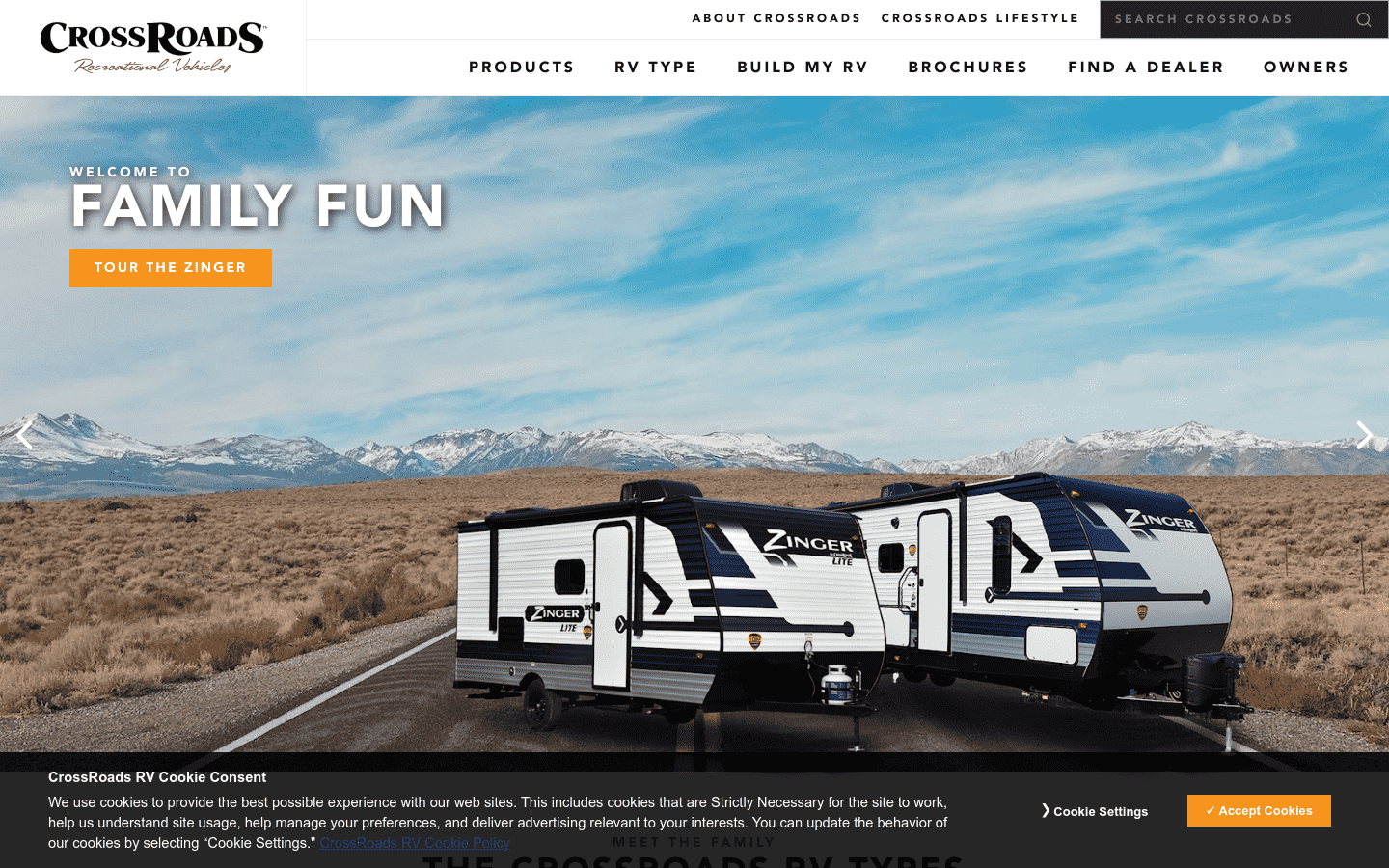 Crossroads RV reviews and complaints