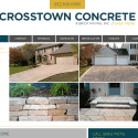 Crosstown Concrete And Brick Paving reviews and complaints
