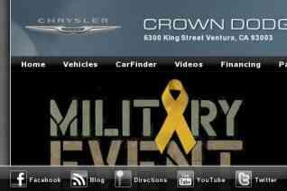Crown Dodge reviews and complaints