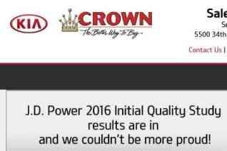 Crown Kia reviews and complaints