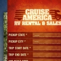 Cruise America reviews and complaints