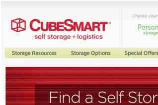 CubeSmart reviews and complaints