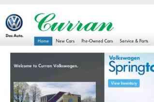 Curran Volkswagen reviews and complaints