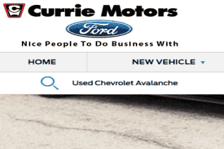 Currie Motors Ford of Frankfort reviews and complaints