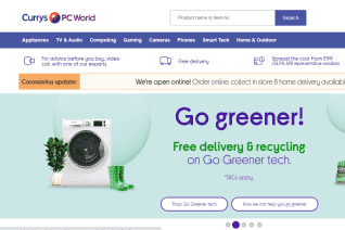 Currys PCWorld reviews and complaints
