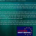 Custom Credit Services