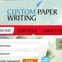Custom Paper Writing