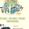 Custom Tiki Huts