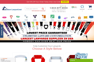 CustomLanyard Net reviews and complaints