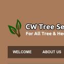 CW tree service