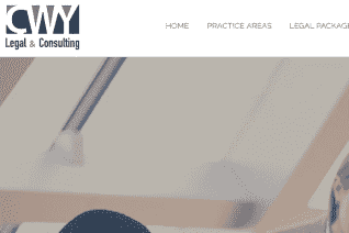 CWY Legal and Consulting reviews and complaints