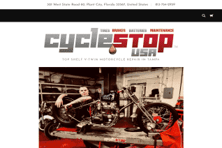 Cycle Stop USA reviews and complaints