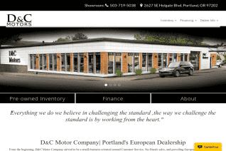 D And C Motors reviews and complaints