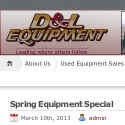 D and L Equipment