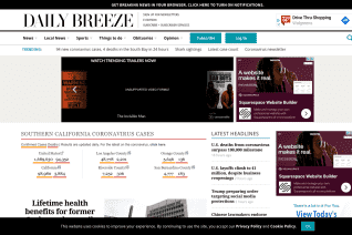 Daily Breeze reviews and complaints