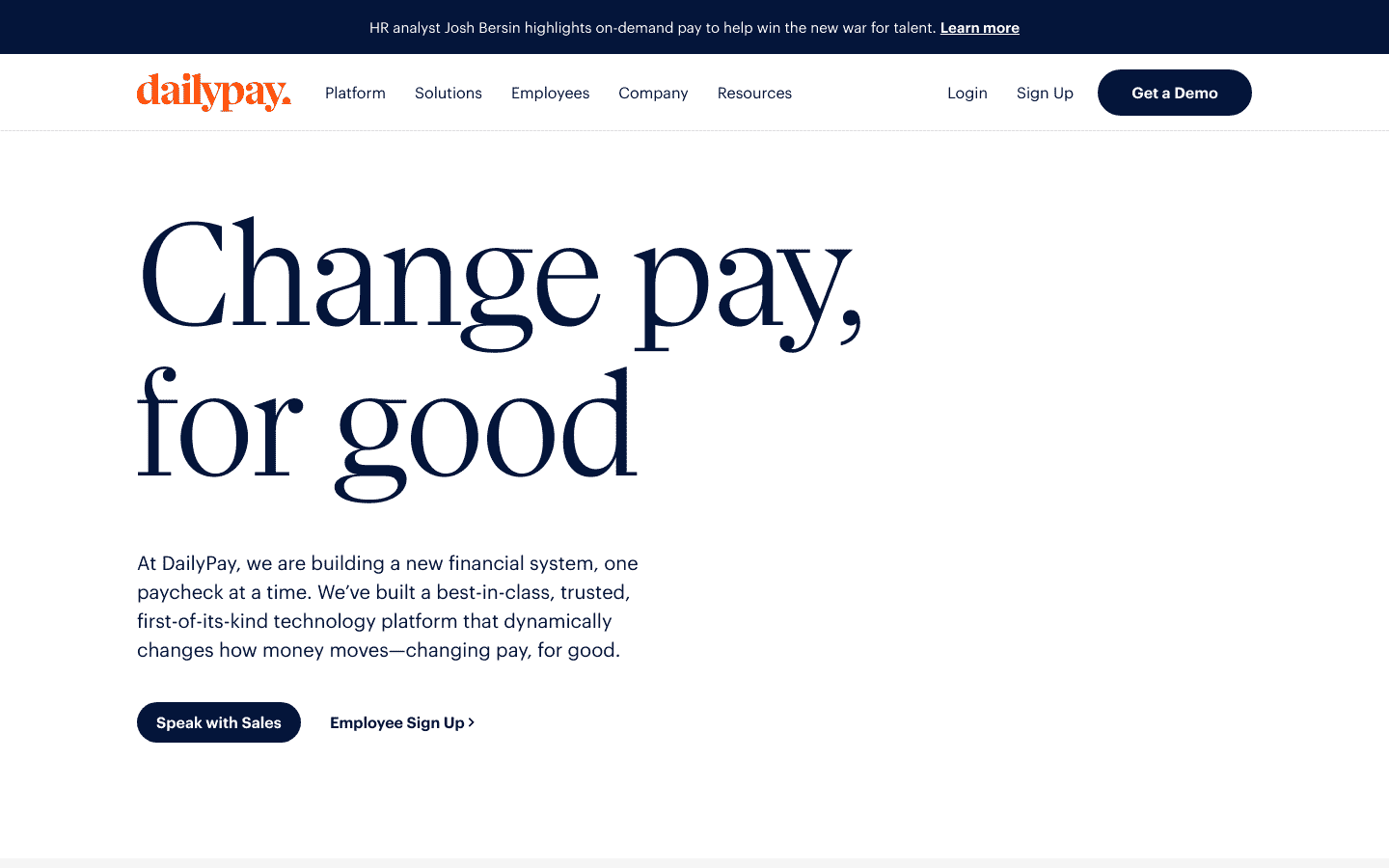 DailyPay reviews and complaints