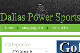 Dallas Power Sports reviews and complaints