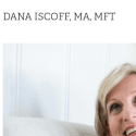 Dana Iscoff MA MFT