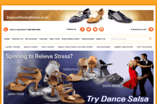 DanceShoesStore reviews and complaints