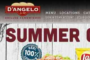 Dangelo Grilled Sandwiches reviews and complaints