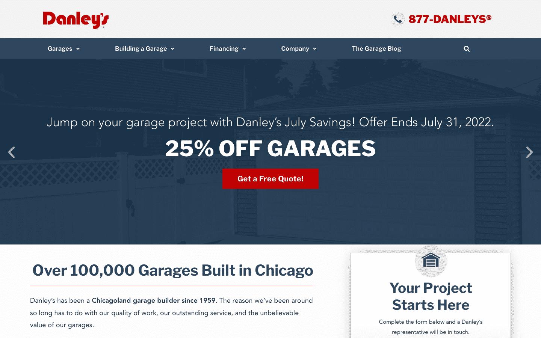 Danleys Garage World reviews and complaints