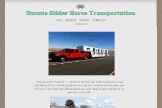 Dannie Gilder Horse Transportation reviews and complaints
