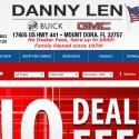 Danny Len Buick Gmc reviews and complaints