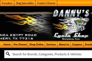 Dannys Cycle Shop reviews and complaints