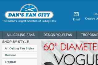 Dans Fan City reviews and complaints