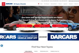 Darcars 355 Toyota Rockville reviews and complaints