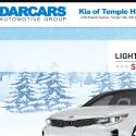 Darcars Kia Temple Hills reviews and complaints