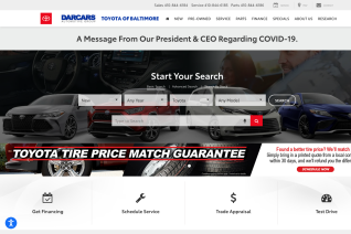 Darcars Toyota Baltimore reviews and complaints