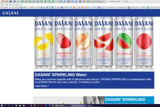 Dasani reviews and complaints