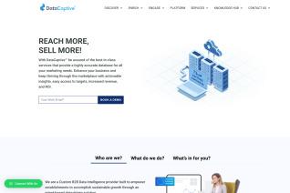 DataCaptive reviews and complaints
